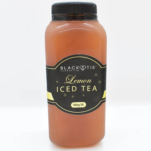 Black Tie Lemon Iced Tea