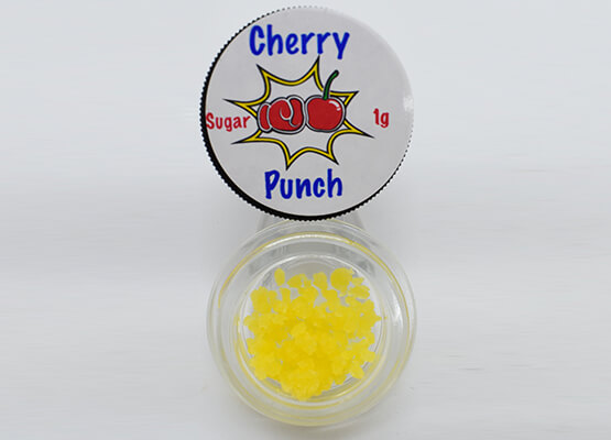 Cherry Punch by Top Secret Solventless