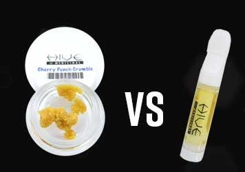 What's the Difference Between Distillate & Live Resin?